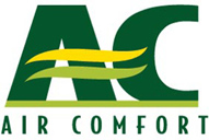 Air Comfort - logo designed by J.David Lopez