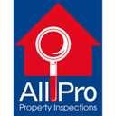 All Pro Property Inspections - logo designed by J.David Lopez