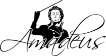 Amadeus Italian - logo designed by J.David Lopez