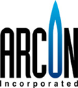 Arcon Incorporated - logo designed by J.David Lopez
