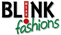 Blink Fashions - logo designed by J.David Lopez