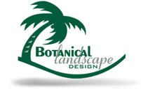 Botanical Landscape - logo designed by J.David Lopez