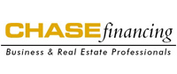 Chase Financing - logo designed by J.David Lopez
