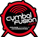 Cymbal Fusion - logo designed by J.David Lopez