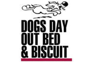 Dogs Day Out - logo designed by J.David Lopez