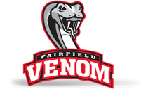 Fairfield Venom - logo designed by J.David Lopez