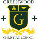 Greenwood Christian - logo designed by J.David Lopez