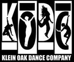 Klein Oak Dance - logo designed by J.David Lopez