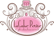 LaCake Petite - logo designed by J.David Lopez