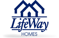LifeWay Homes - logo designed by J.David Lopez