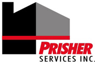 Prisher Services - logo designed by J.David Lopez