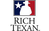 Rich Texan - logo designed by J.David Lopez