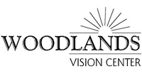 Woodlands Vision Center - logo designed by J.David Lopez
